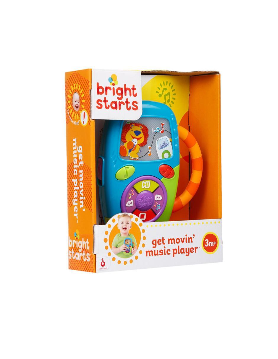 Starts Reproductor Bright Música Juguete Didáctico De P80yvwOmNn
