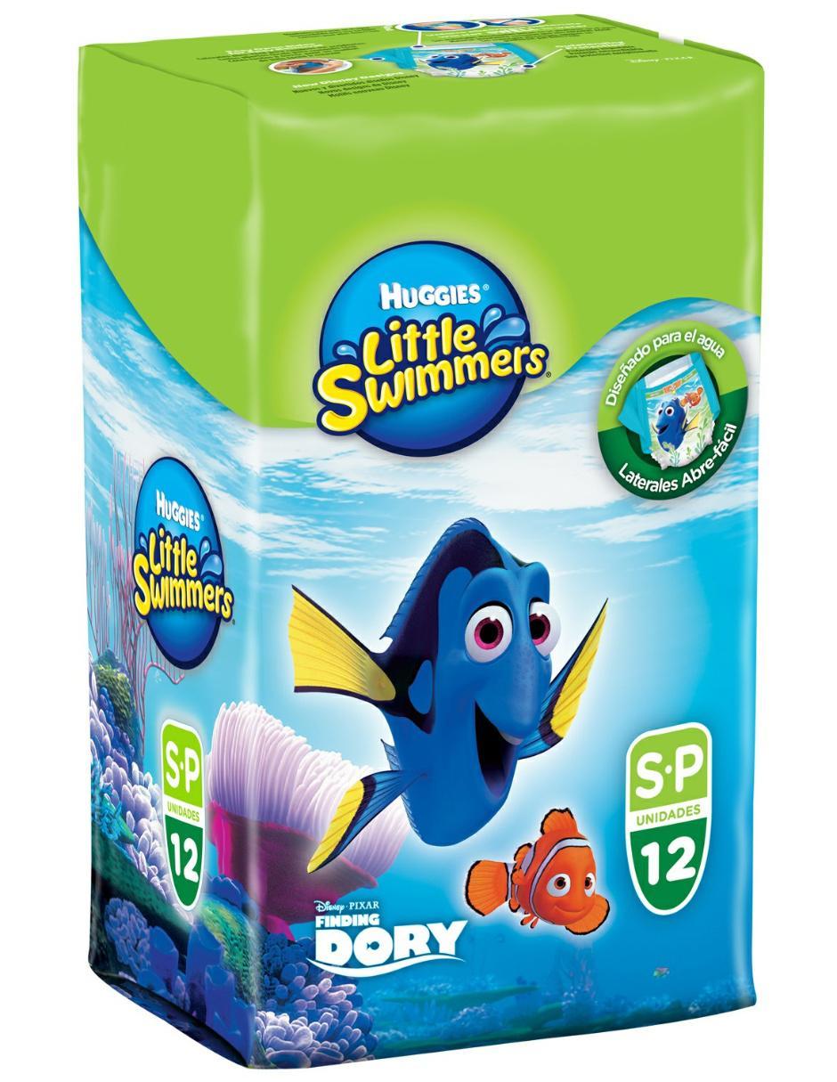 0da0d5f06 Pañales para nadar Huggies Little Swimmers unisex 12 piezas