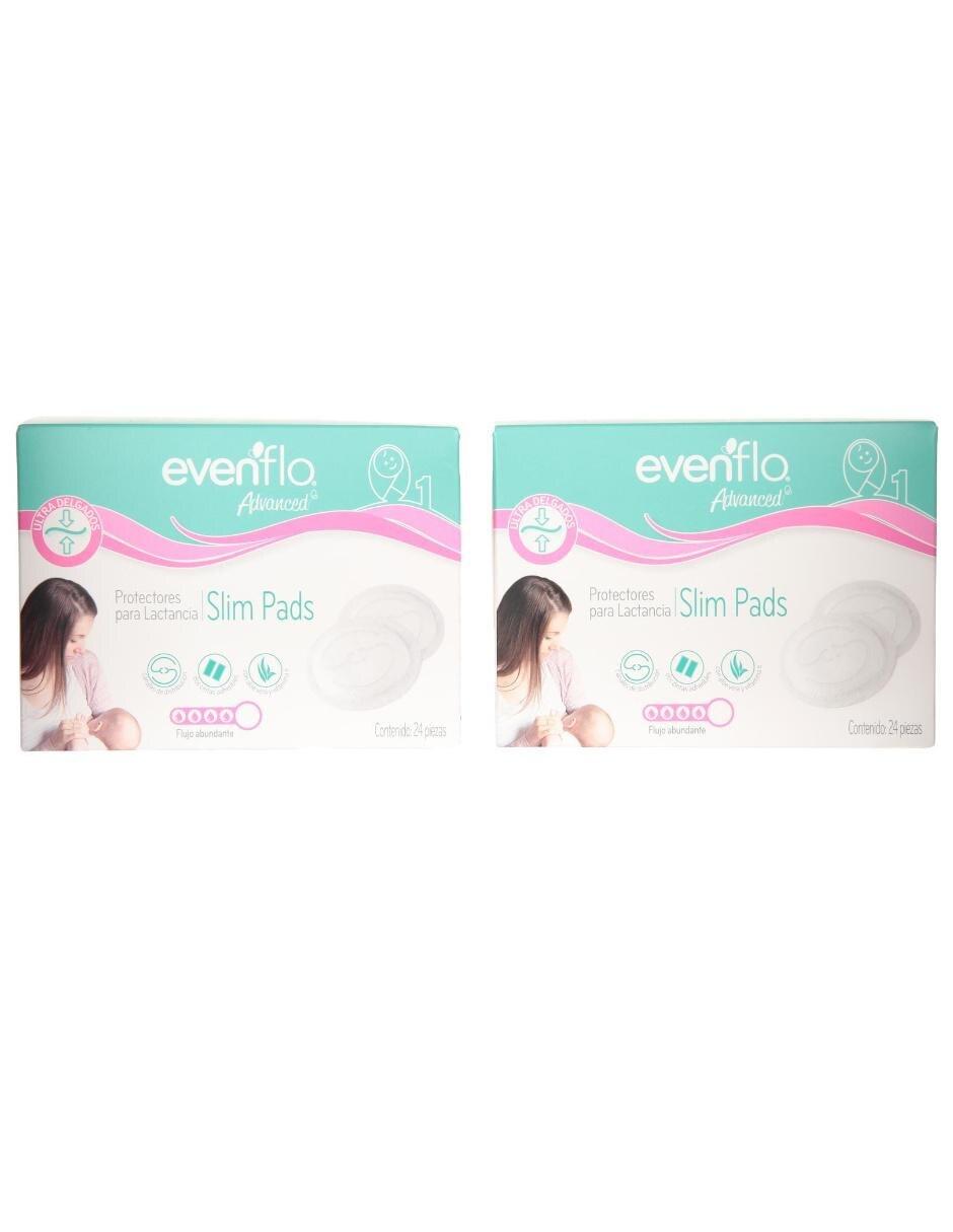 c819f405136 Protectores de lactancia Evenflo Advanced | Liverpool es parte de MI ...